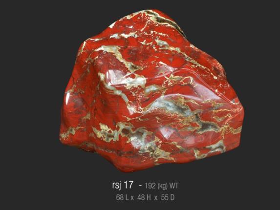 Red Jasper #17