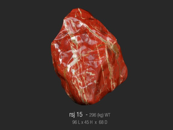 Red Jasper #15
