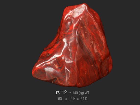 Red Jasper #12