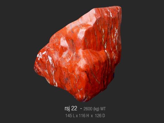Red Jasper #22